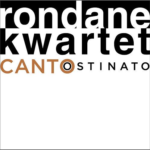 Canto Ostinato 2-CD Rondane Kwartet