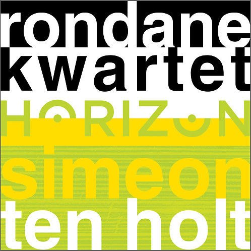 Horizon 2-CD Rondane Kwartet
