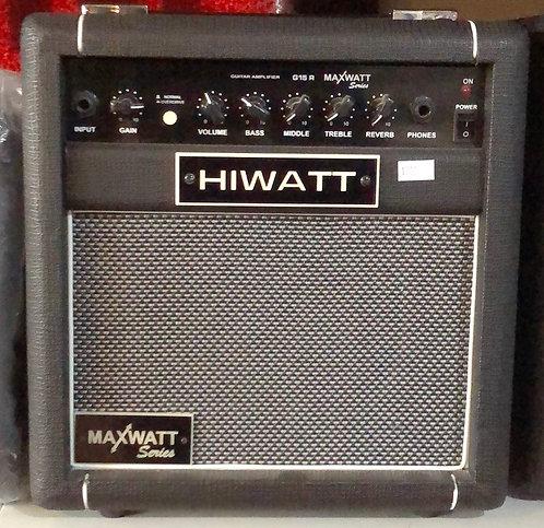 Hiwatt G15 R Guitar Amp 15w