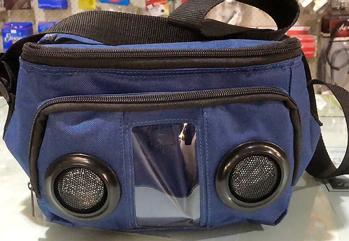 Lunchbox with Speakers