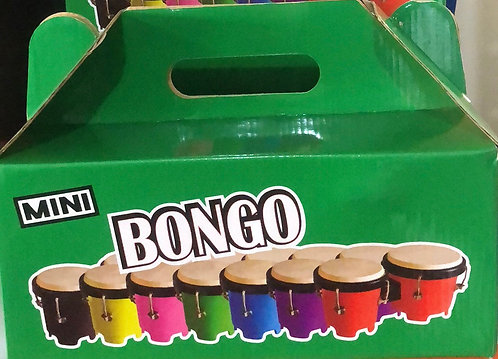 Mini Bongo - Red