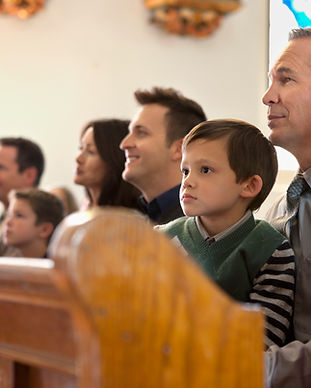 People In Church
