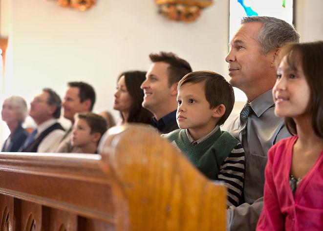 Personnes Eglise