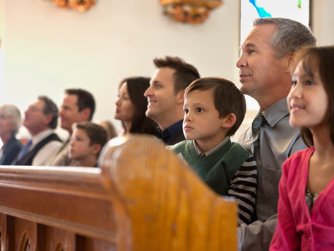 How to Find Your Family Home Church