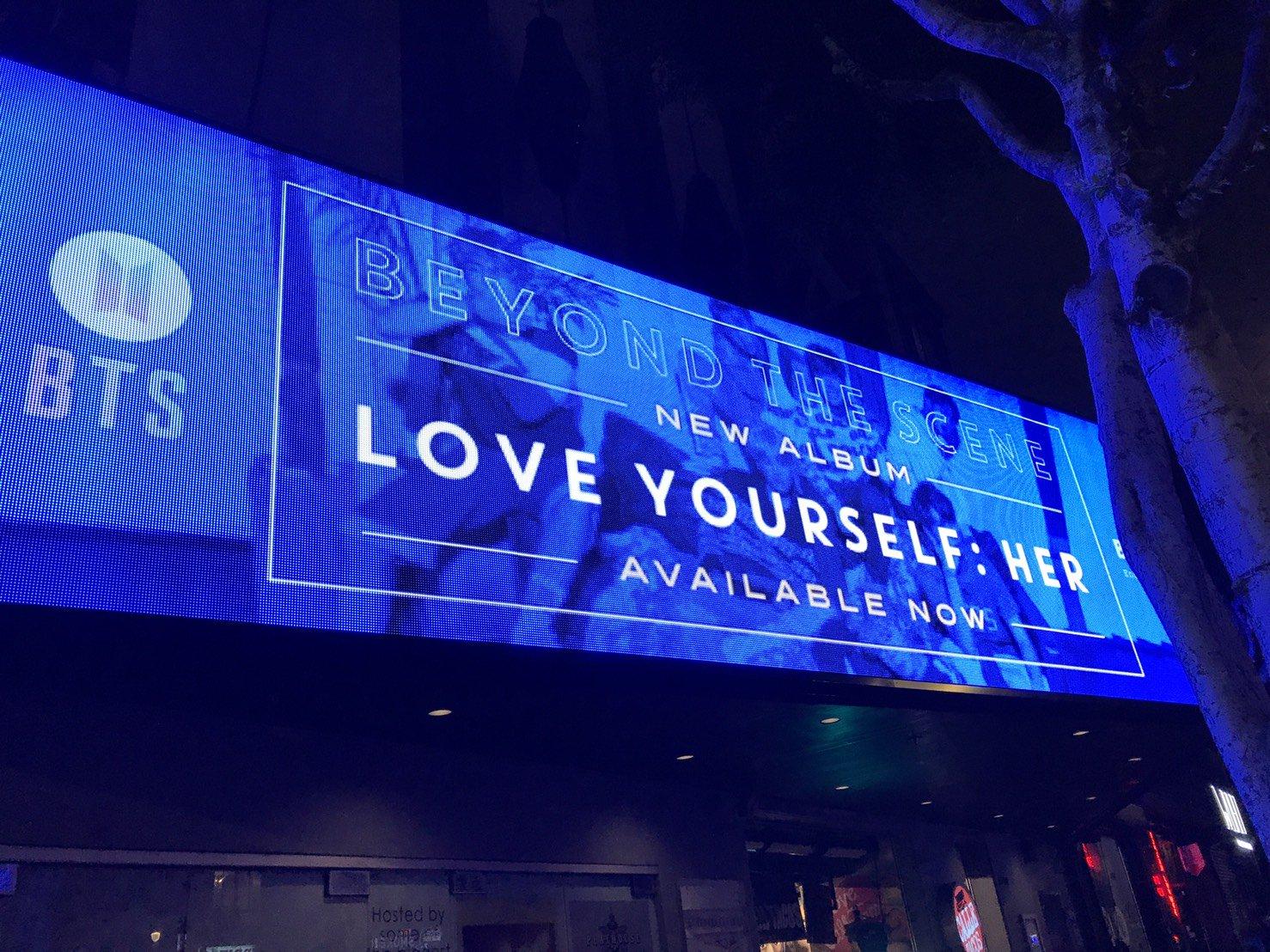 Los Angeles Digital Ad
