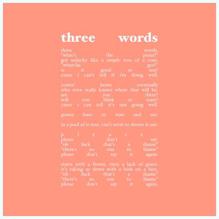 2 - three words