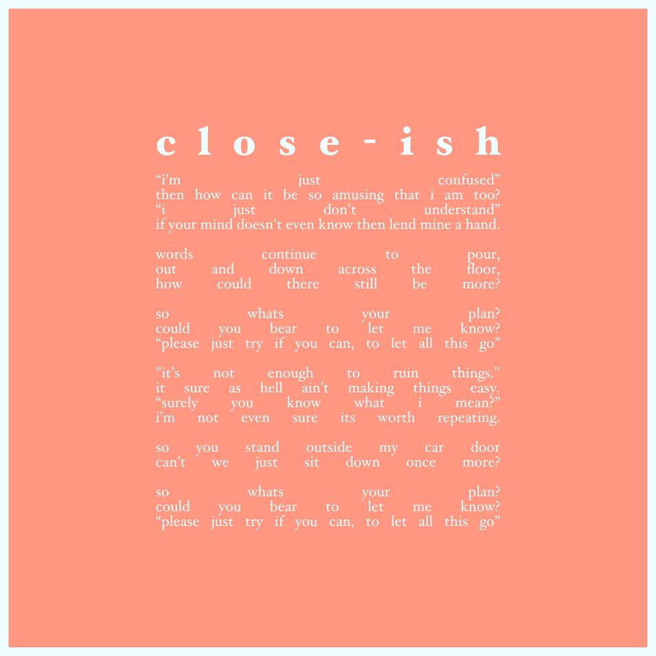 8 - close-ish