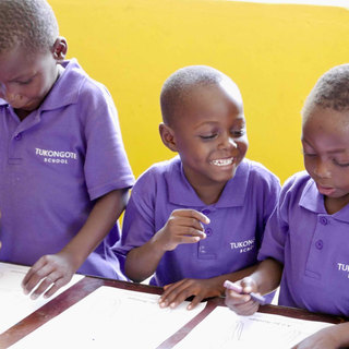 Tukongote School supported by Waterberry Community Projects Limited
