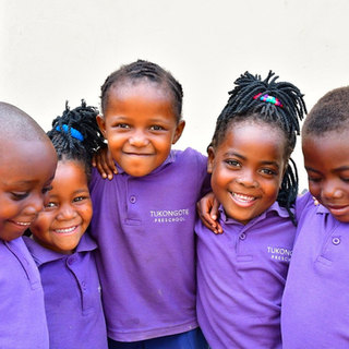 The smiles show it - education is just the best.