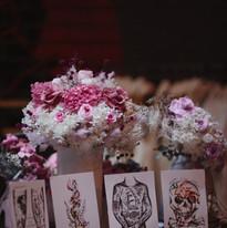 Alex Mackellar and Blooms by Ryan