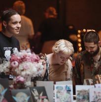 Harry, Kaitlin and Alex