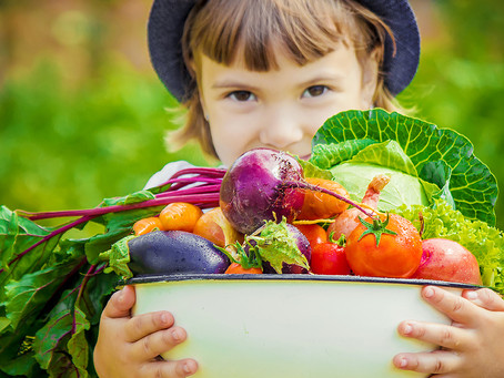 How to get kids excited about healthy eating