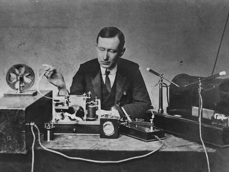 'Turn it up': Celebrating the father of the radio on World Radio Day
