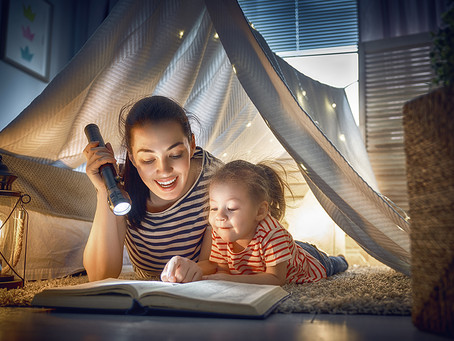 The vital benefits of reading with children