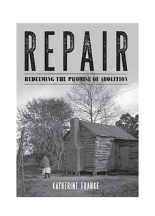Repair by Katherine Franke
