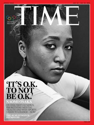 """""""Είναι οκ το να μην είσαι οκ"""": το μήνυμα της Naomi Osaka για την ψυχική υγεία"""