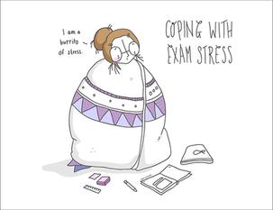 Καταπολέμησε το άγχος για τις πανελλαδικές εξετάσεις!