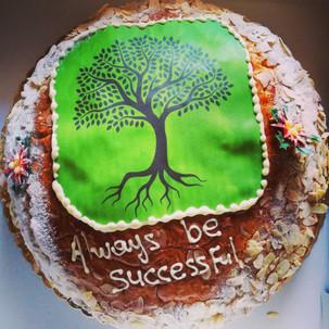 Η πίτα της κοινότητας The Healing Tree