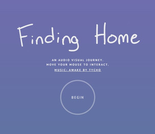 Finding Home και Weavesilk: μια οπτικοακουστική διαδρομή και ένα virtual εργαστήρι