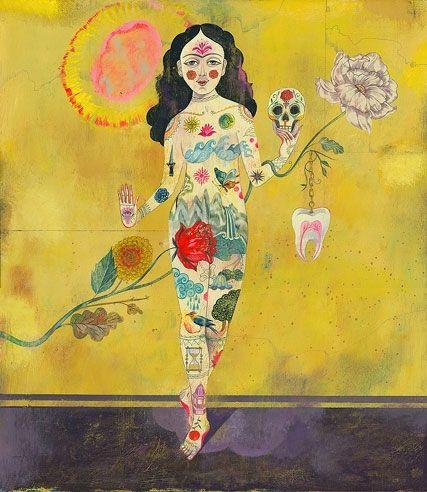Illustration by Olaf Hajek