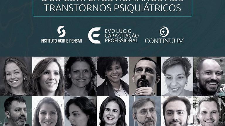 CLÍNICA COMPORTAMENTAL: DOS CONFLITOS HUMANOS AOS TRANSTORNOS PSIQUIÁTRICOS