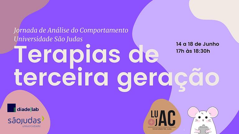 VI Jornada de Análise do Comportamento - Universidade São Judas