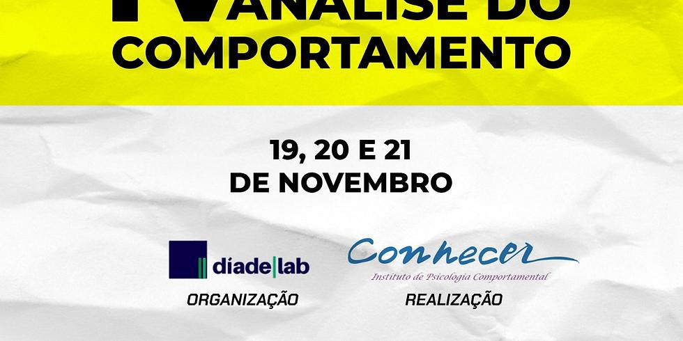 IV Encontro Rondoniense de Análise do Comportamento