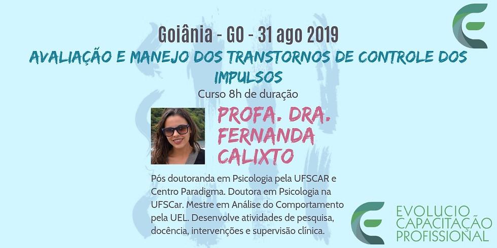 Goiânia - GO - Avaliação e Manejo dos Transtornos de Controle dos Impulsos  (1)