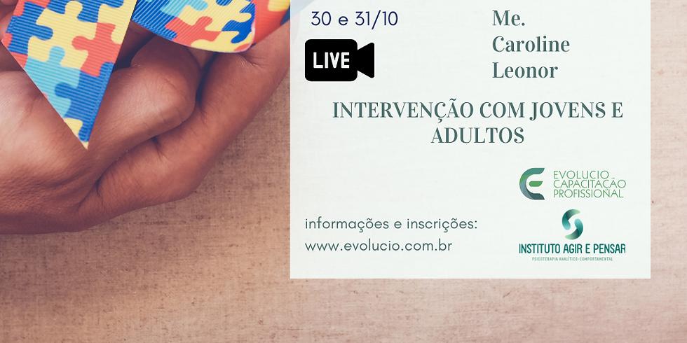 Intervenção com Jovens e Adultos (1)