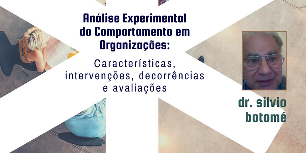 DíadeLab-Análise Experimental do Comportamento em Organizações - Parte 1