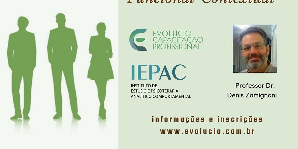 Curitiba - PR - O desenvolvimento da personalidade e do Self - Perspectiva Funcional Contextual