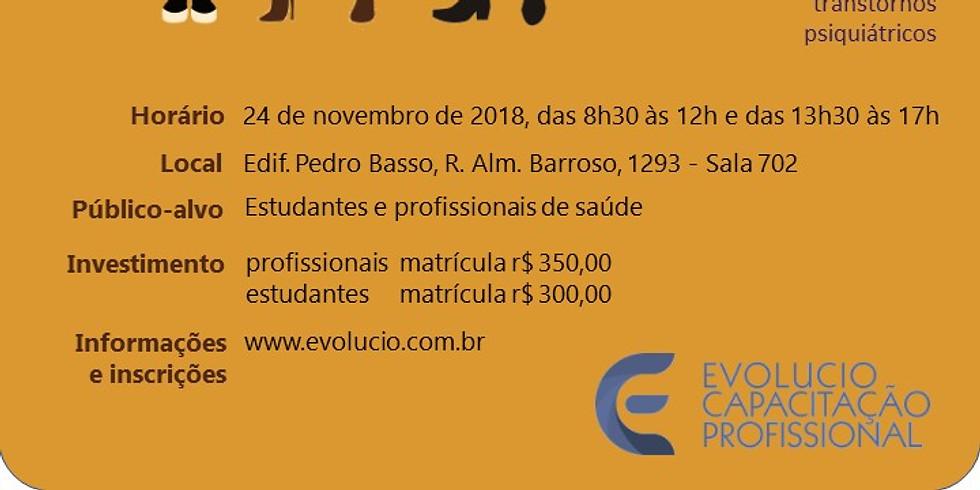 Foz do Iguaçu - PR - Avaliação e manejo dos transtornos de personalidade – Unidade I I  A compreensão da personalidade e
