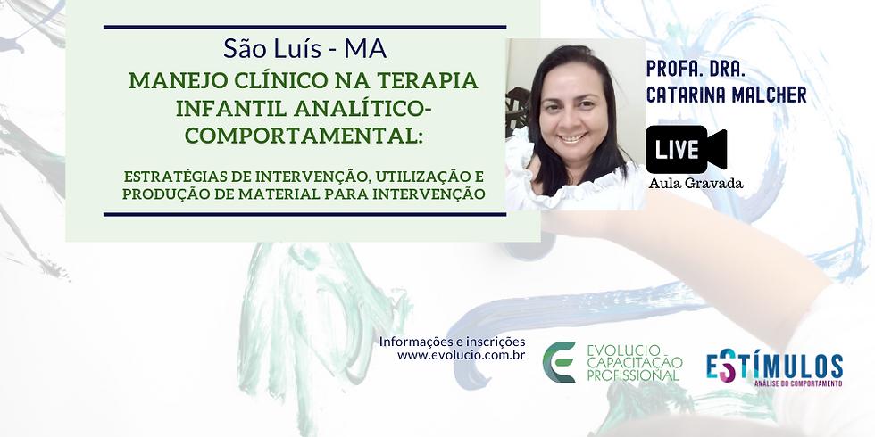 Manejo clínico, estratégias de intervenção e produção de matl. para intervenção