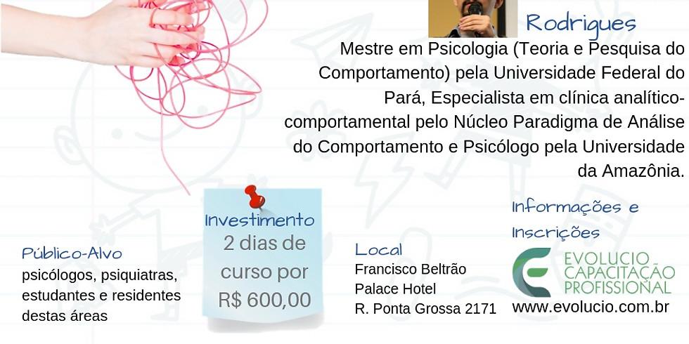 Francisco Beltrão - PR - Depressão,ansiedadee transtornos do espectro obsessivo-compulsivo na infância e adolescência.