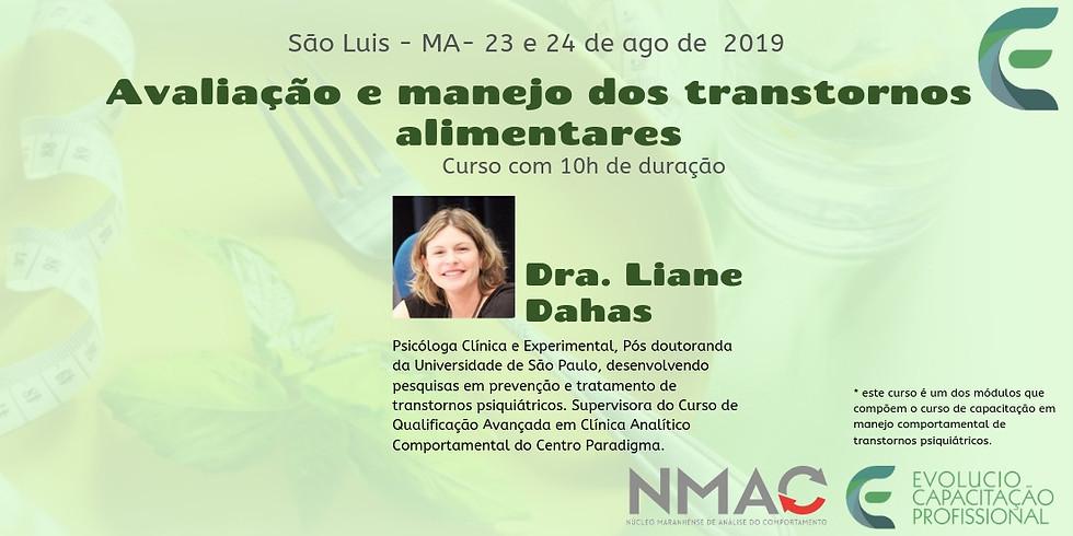 São Luis - MA - Avaliação e Manejo dos Transtornos Alimentares (1)