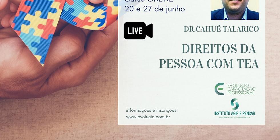Santos - SP - Direitos da Pessoa com TEA