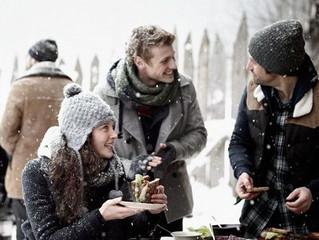 BBQen in de winter?