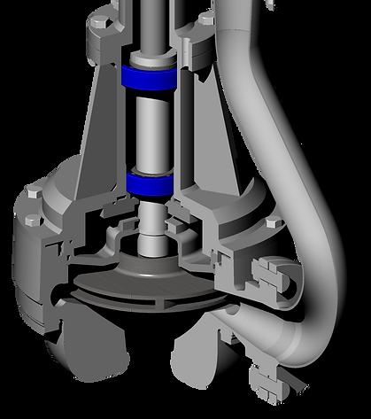 lading centrifugaal pomp