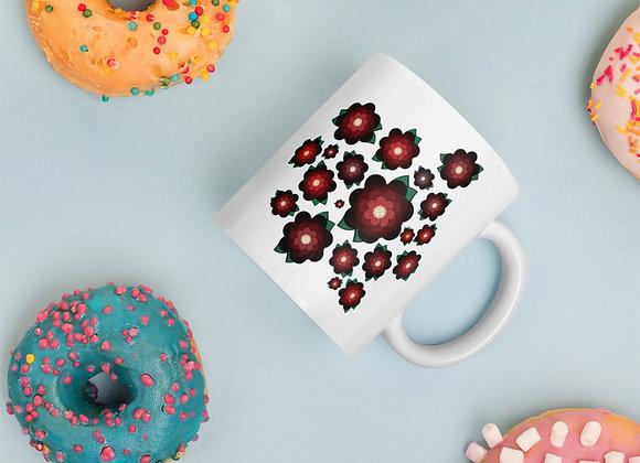 Heart Blossom Mug