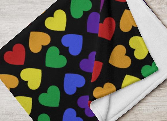 Change of Heart Blanket
