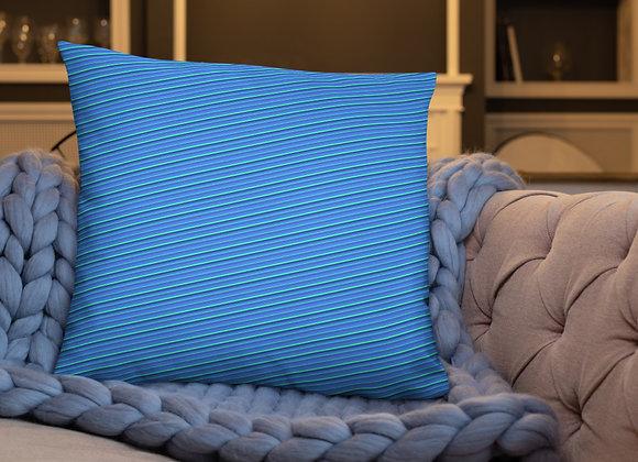 Taffy Stripe Basic Pillow