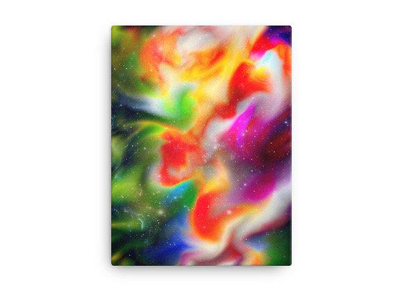 Nebula on Canvas