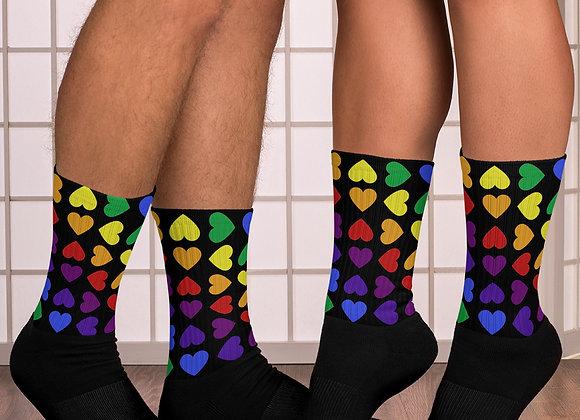 Change of Heart Socks
