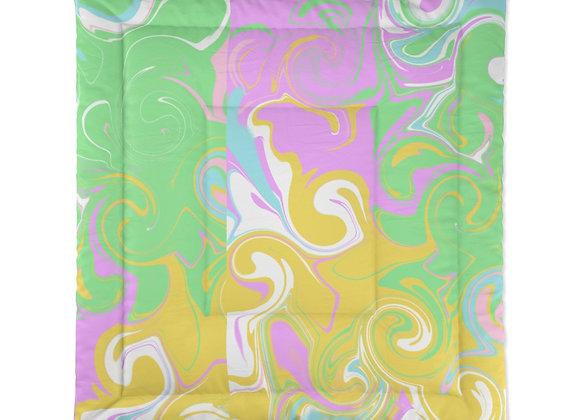 Pastels Comforter