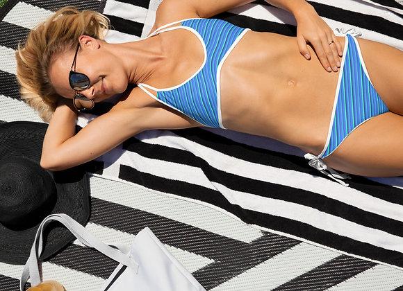 Taffy Stripe Bikini