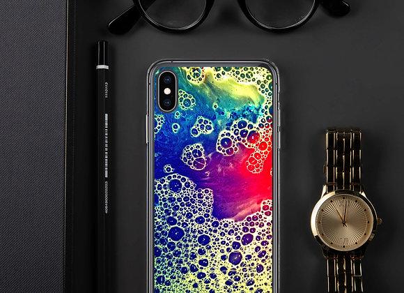 Rain Bubble iPhone Case