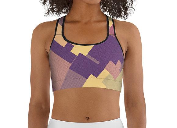 Purple Patch Sports bra