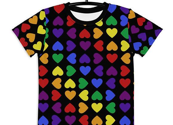 Change of Heart Kid's Shirt