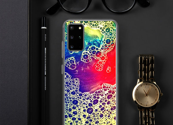 Rain Bubble Samsung Case