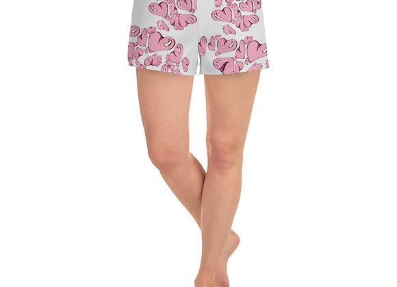 Balloonheart Women's Short Shorts